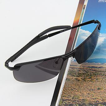 Men Adult Hd Uv400 Polarized Outdoor Driving Fishing Goggle Eyewear Sunglasses