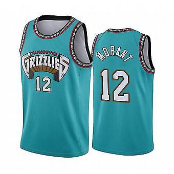 Grizzlies de Vancouver Ja Morant Maillot de sport maillot de sport de basket-ball masculin T-shirt sans manches