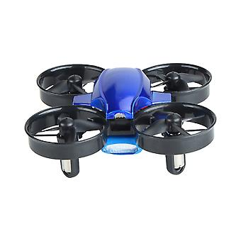 Diy Assembly Mini Remote Control Aircraft Four-axis Aircraft Model Aerial Stunts