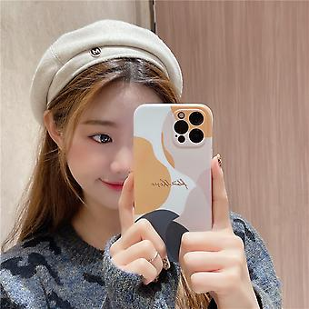 Suitable For Iphone12promax Apple Mobile Phone Case All-inclusive Simplicity