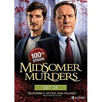 Midsomer Murders Set 25 [DVD] USA import