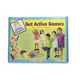 توقف سعيد Playdate -- الحصول على الألعاب النشطة الأعمار 3 +