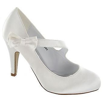 Γυναίκες Anne Μισέλ γάμος δικαστήριο παπούτσι-L2995