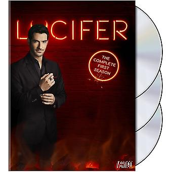Lucifer: The Complete First Season [DVD] USA import