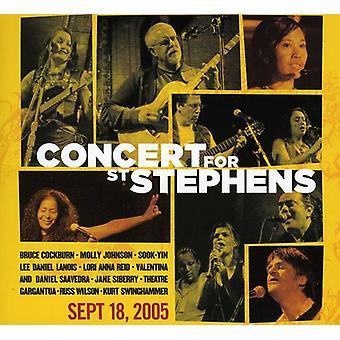 Concert for st. Stephen's - Concert for st. Stephen's [CD] USA import