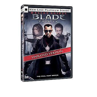 Blade Trinity [DVD] USA import