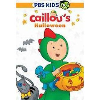 Caillou: Caillou's Halloween [DVD] USA import