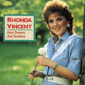 Rhonda Vincent - New Dreams & Sunshine [CD] USA import