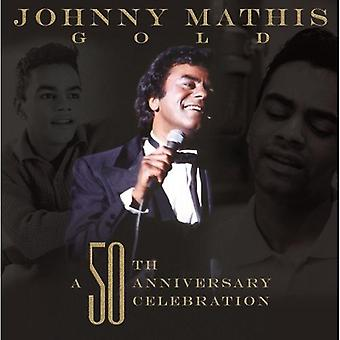 Johnny Mathis - Johnny Mathis: importazione 50th Anniversary Celebration [CD] USA