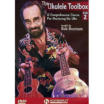 Ukulele Toolbox 2 - The Ukulele Toolbox: Dvd 2 [DVD] USA import