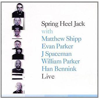 Spring Heel Jack - Live [CD] USA import