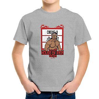Chong Li House of Pain Bloodsport Kid's T-Shirt