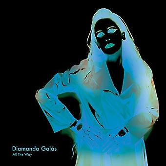 Diamanda Galas - All the Way [CD] USA import