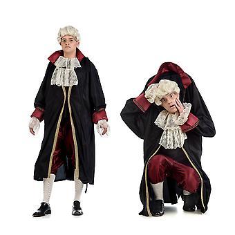 Kopfloser Edelmann Halloweenkostüm Herrenkostüm
