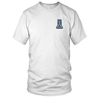 US Army renseignement militaire - 104e bataillon brodé Patch - Mens T Shirt