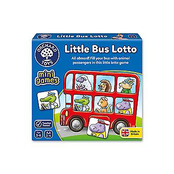 Orchard Toys 355 Little Bus Lotto Game