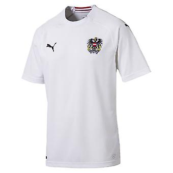 2018-2019 Austria Away Puma Football Shirt (Kids)