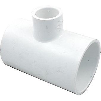 LASCO 401-248 PVC té réduit collé