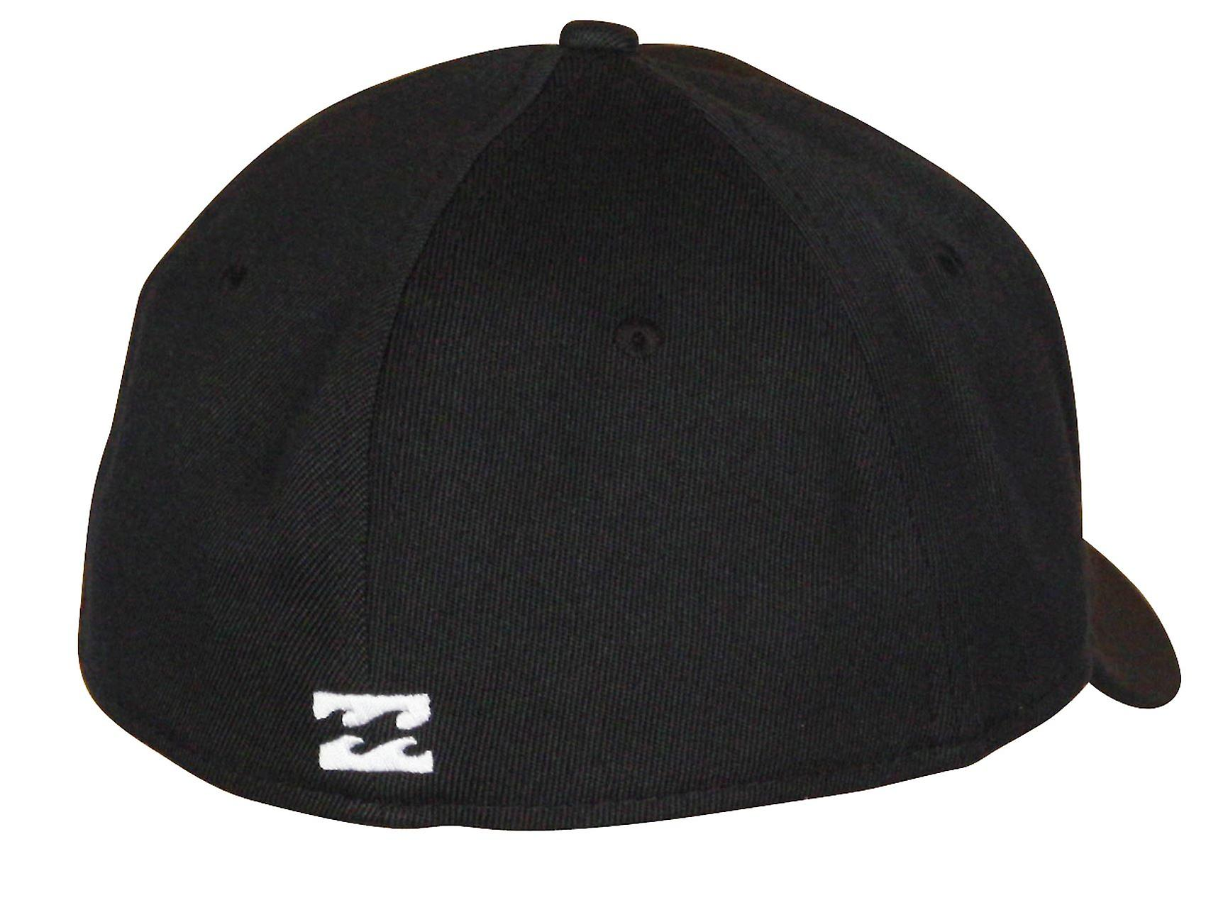 Billabong Stretch Curve Cap ~ Walled Stretch black