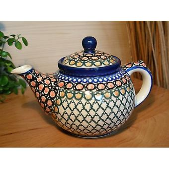 Teapot, 400 ml, 1, Bunzlauer pottery - B.S.N 0069