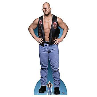 Stone Cold Steve Austin WWE Lifesize Cardboard Cutout / Standee / Standup