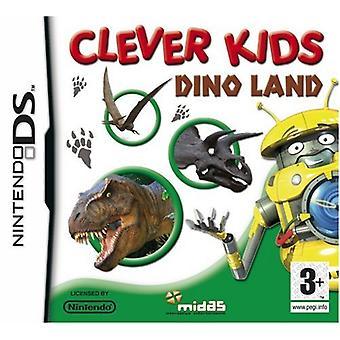 Clever Kids Dino Land (Nintendo DS) - Nouveau