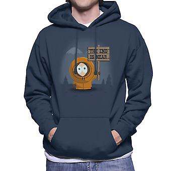 South Park Kenny The End Is Near mannen Hooded Sweatshirt