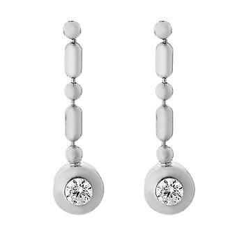 Orphelia Silver 925 Drop Earring Zircon.  ZO-5580