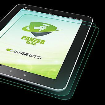 2 x premium 0.4 mm tempered glass shock film for Apple iPad 2 / 3 / 4
