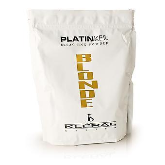 Kleral Platinker Blue Hair Color Bleach Powder 450g Sachet