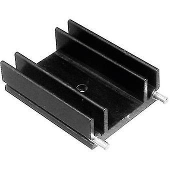 ASSMANN WSW V6560W Fin ısı emici 9 K/W (L x W x H) 25 x 29 x 12 mm 220