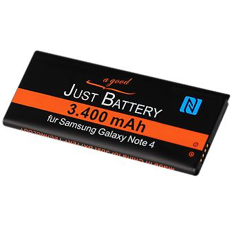 Battery for Samsung Galaxy touch 4 SM-n910F