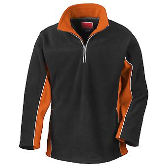 Result Unisex Tech 3 Windproof Breathable Sport Micro Fleece Jackets