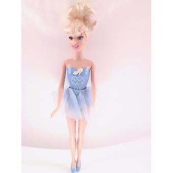 Mattel Disney Ballerina Puppe Cinderella