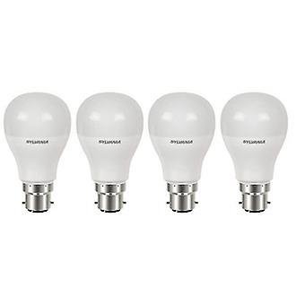 4 x Sylvania ToLEDo A60 B22 Dimmable V4 10W Homelight LED 810lm [classe énergétique A +]