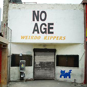 No Age - Weirdo Rippers [Vinyl] USA import