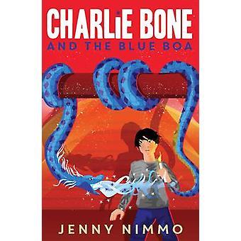 Hueso de Charlie y la Boa azul de Jenny Nimmo - libro 9781405280945