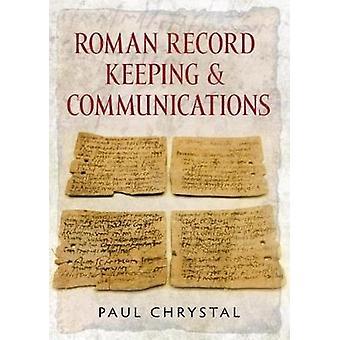 Tenue de livres roman & Communications par Paul Chrystal - 978178155658