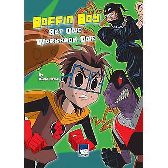 Boffin Boy - Set 1 werkmap 1 door David Orme - 9781841676821 boek