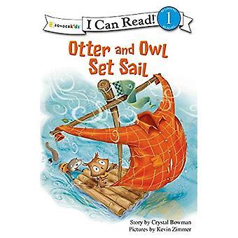 Otter en uil varen (ik kan lezen! / Otter en uil serie)