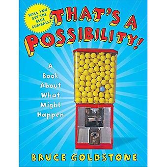 Det är en möjlighet!: en bok om vad som kan hända