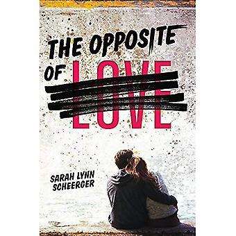Het tegenovergestelde van liefde