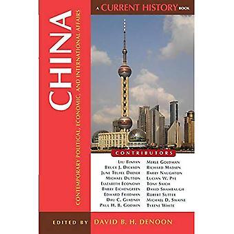 Kiina: Nykyaikainen poliittinen, taloudellinen ja kansainvälisten asioiden (nykyinen historian kirjat)