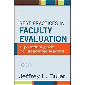 Best practice nella valutazione di facoltà: una guida pratica per i leader accademici