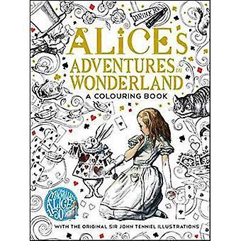 Le livre à colorier Alice Macmillan