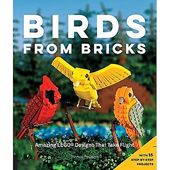 Birds from Bricks: Amazing LEGO(R) Designs That Take Flight