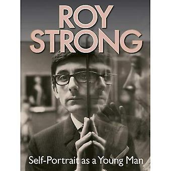 Roy Strong: Självporträtt som ung