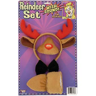 Reindeer Sound Set
