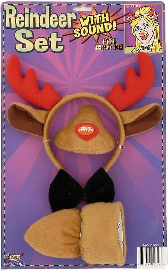 Reindeer Sound Set