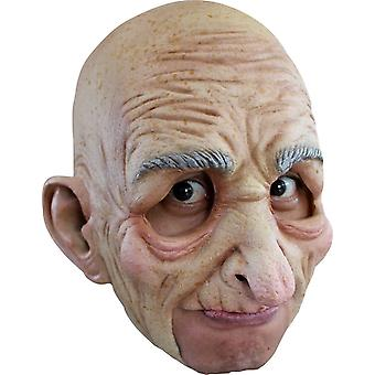 Old Man Adult Chinless Mask For Adults